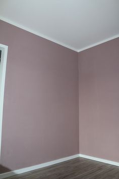Wandfarbe – Alpina feine Farben – Melode der Anmut Wall paint – Alpina fine colors – Melode of grace Bedroom Wall Colors, Bedroom Color Schemes, Mauve Bedroom, Purple Bedrooms, Interior Design Living Room, Living Room Decor, Room Interior, Dining Room, Bedroom Decor For Teen Girls