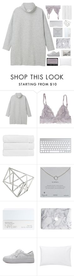 """""""maybe i should just go on without you"""" by itsbrea ❤ liked on Polyvore featuring Monki, Christy, Topshop, Dogeared, NARS Cosmetics, Polaroid, WithChic and Jigsaw"""