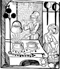 All sorts of articles on medieval food