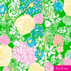 Splash of Pink Lily Pulitzer Wallpaper, Lilly Pulitzer Prints, Fabric Patterns, Print Patterns, Fish Print, Paper Background, Hibiscus, Printing On Fabric, Hand Painted