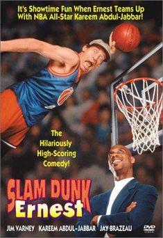 Slam Dunk Ernest (Video 1995)