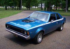 1971 AMC Hornet