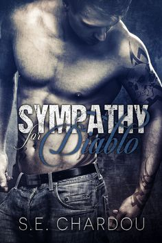 The ebook cover for Sympathy for Diablo.