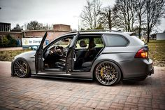 BMW Tuning Benelux Marco van Weerd 16 photo - Cars and motor Bmw Kombi, Bmw Touring, Wagon Cars, Bmw Wagon, Bmw 335i, Bmw Autos, Bmw Love, Mc Laren, Bmw 3 Series