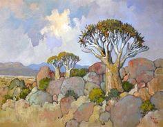תוצאת תמונה עבור conrad theys Landscape Art, Landscape Paintings, Abstract Paintings, South Africa Art, Meaningful Paintings, National Art Museum, South African Artists, Art Society, Art File