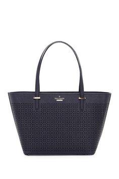 Image of kate spade new york mini harmony leather satchel