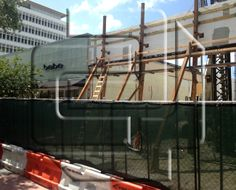 Construction moving along on 1021 Lincoln Road in #MiamiBeach between #GAP, #BEBE, #Athleta and #Intermix. #LincolnRoad #CRE #Retail #LincolnRoadShops