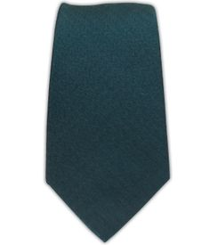 Astute Solid - Green Teal (Wool Skinny) | Ties, Bow Ties, and Pocket Squares | The Tie Bar