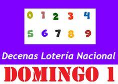 Piramide de la Suerte de la Lotería Para el Domingo 1 de Octubre de 2017 Decenas Panama