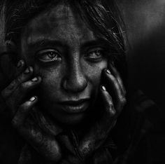 Volti uomini e donne senza fissa dimora (Homeless people) by Lee Jeffries - ANSA.it