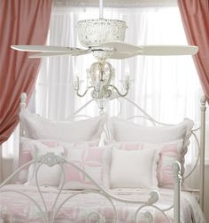 Love this white, pretty candle ceiling fan to go in my bedroom! Casa Deville Antique White Ceiling Fan with Light Ceiling Fan Chandelier, White Ceiling Fan, 52 Ceiling Fan, Ceiling Fan With Remote, Ceiling Lights, Chandeliers, Modern Chandelier, White Chandelier, Warm Home Decor
