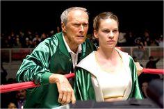 Million Dollar Baby - Clint Eastwood, Hilary Swank