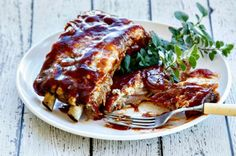Melt In Your Mouth Barbecue Ribs Recipe - Food.com