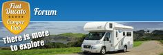Fiat Ducato Camper Club Forum - Powered by vBulletin Ducato Camper, Fiat Ducato, Recreational Vehicles, Club, Camper, Campers, Single Wide
