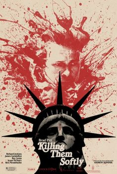 And yet another, totally different, but great...Killing Them Softly Movie Poster #7 - Internet Movie Poster Awards Gallery
