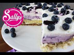 Sallys Blog - Heidelbeer-Torte