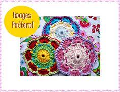 Ravelry: Betrice Crochet Flower Pattern pattern by Maria Manuel