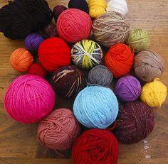 How to do yarn braids!