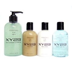 "Scent of lavender  original men's skin care line  ""XY23"" Products are made with all natural ingredients and citrus scent .created by experienced  skin care specialist"