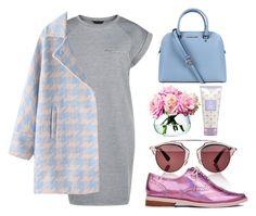 Simple, but different by pinkdaisyprincess on Polyvore featuring moda, Irregular Choice, Michael Kors, Christian Dior and LSA International