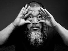 Portrait of Ai Weiwei. Image courtesy of Ai Weiwei Studio. Ai Weiwei, Chinese Contemporary Art, Contemporary Artists, Chinese Art, The Journey, Allen Ginsberg, Festivals, Frieze Masters, Gropius Bau
