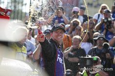 Race winner Denny Hamlin, Watkins Glen August 2016😃