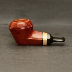 BULLCAP-NOSEWARMER-SMOKING-PIPE-BY-ANAN-PILLAI