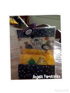 Halloween retreat bag