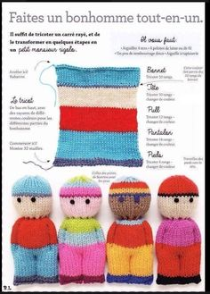 Knitted doll — i like the eye placement in this one good visual instruction as well doll eyeplacement good instruction knitted visual – Artofit African comfort doll pattern by william willabond – Artofit Cute little kids knitting pattern by dollytim Knitted Doll Patterns, Knitted Dolls, Crochet Dolls, Knitted Hats, Knitting Patterns, Crochet Patterns, Sewing Patterns, Crochet Amigurumi, Hat Patterns