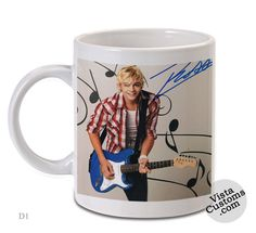 Ross Lynch R5, Coffee mug coffee, Mug tea, Design for mug, Ceramic, Awesome, Good, Amazing