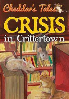 Sassy Peach, Book Blogger: Crisis in Crittertown