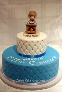 Communion Cake - Cake by Carla