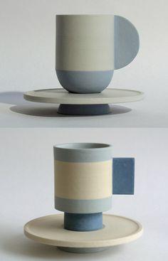 hélène morbu / color block handles + feet