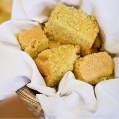 Charleston SC - Frank Lee and Gerald Henderson share the recipe for S.'s sweetly delicious cornbread Charleston Food, Charleston Restaurant, Yummy Eats, Yummy Food, Chef Recipes, Restaurant Recipes, Southern Recipes, So Little Time, Food Inspiration