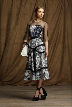 BCBG Max Azria Pre-Fall 2013 Collection Photos - Vogue