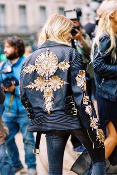the it jacket // J P