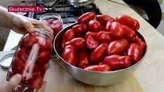 Pomidory w słoikach na zimę (najprostsze) :: Skutecznie.Tv [HD]