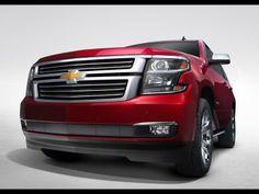 2015 Chevrolet Tahoe Photos and Info – News – Car and Driver Chevrolet Tahoe 2015, 2014 Chevy, Gm Trucks, Chevy Trucks, 2015 Tahoe, Suv 4x4, Stars News, Car Hd, Star Wars