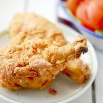 Cajun Baked Chicken Drumlets Recipe by Jehanne Ali