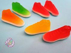 gummy shoes
