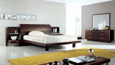 Home Design and Interior Design Gallery of Beautiful Meti Platform Bedroom Set