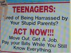 teens...