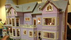 Victorian Doll House – Furnished   Almost Real Estate