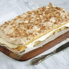 Kvæfjordkake - Nejlepší koláč na světě