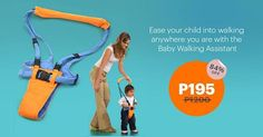 Get the #BabyWalkingAssistant for only P195 at #SupremeDeals! #onlineshoppingph #sale #bestsellers #shopph Your Child, Best Sellers, Supreme, Children, Baby, Young Children, Boys, Kids, Baby Humor