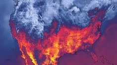 NOAA Environmental Visualization Laboratory - Animations and images featuring NOAA's remotely-sensed data