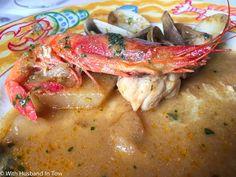traditional seafood in Catalunya