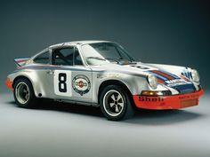 1972 Porsche 911 Carrera RSR Coupe (901)