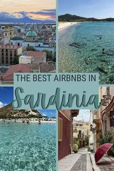 Are you visiting Sardinia and looking for the best places to stay in Sardinia? Check out this post on the best airbnbs in Sardinia - with boat houses, luxury villas, countryside agriturismo and budget apartments, you are bound to find where to stay in Sardinia | Trip to Sardinia | Sardinia holidays | #sardinia via @c_tavani