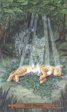 Mystical Cats Tarot deck | The Unified Esoteric Tarot